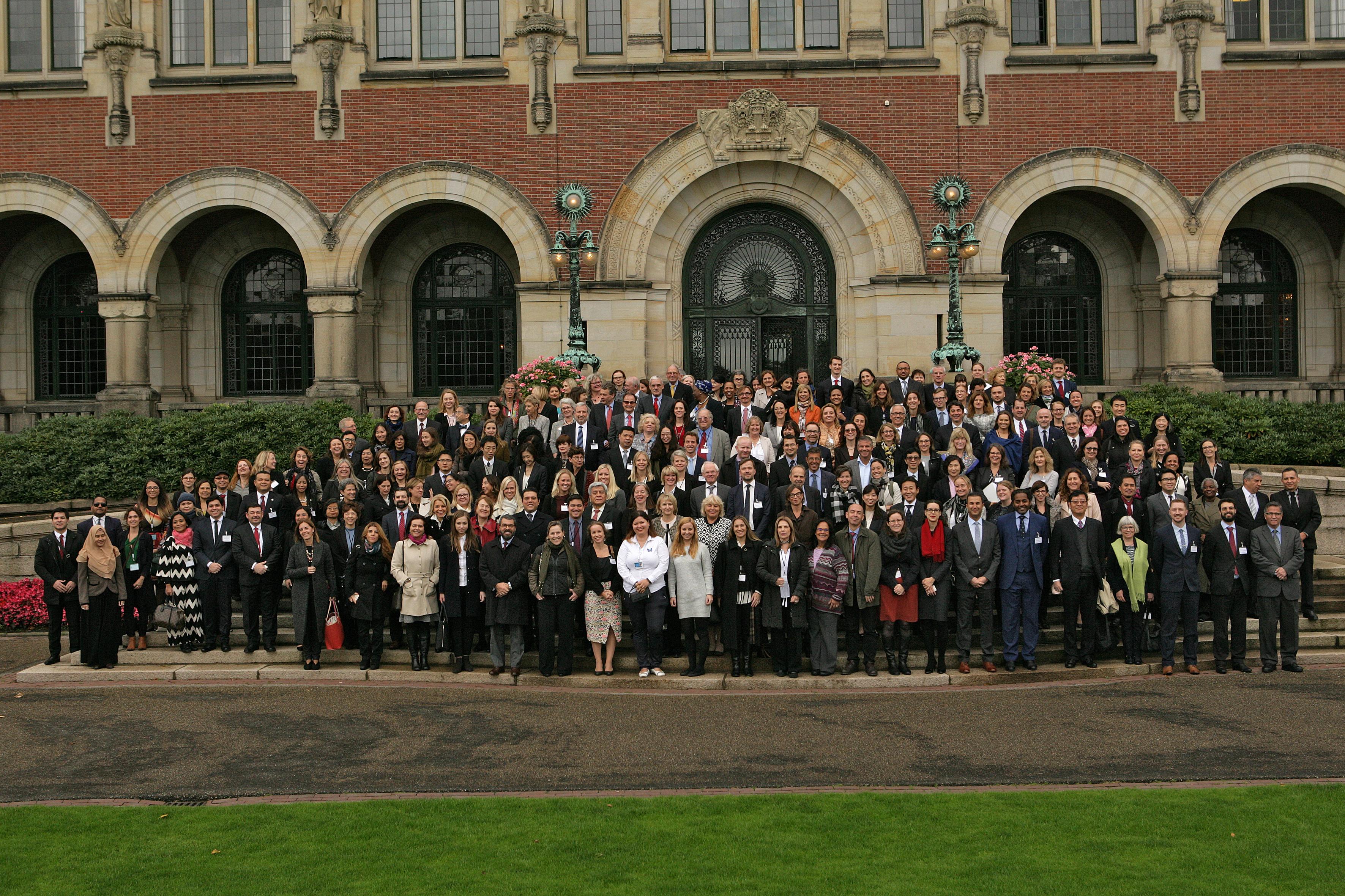 Haager Konferenz im Oktober 2017